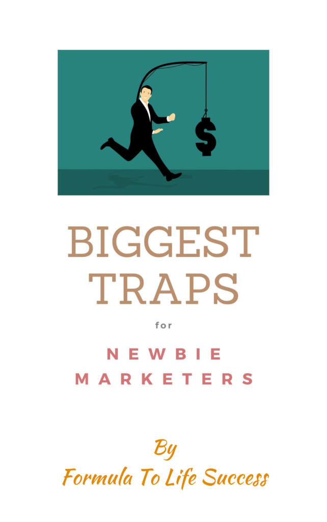 biggest traps for newbie marketers