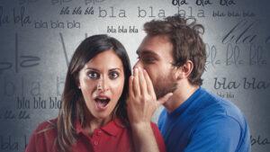 idle gossip