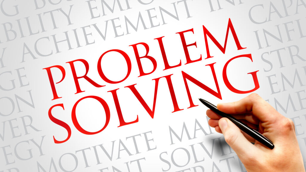 5 Tips For Better Problem Solving