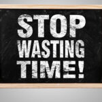 5 Ways You Waste Time Every Day