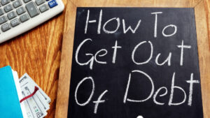 7 Tips for Creating a Get Out of Debt Plan