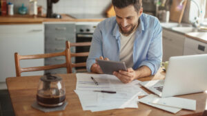 Financial Health Pay Bills