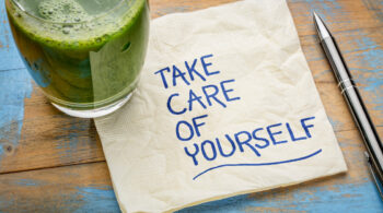 Self-Nurture Learning To Care For Yourself
