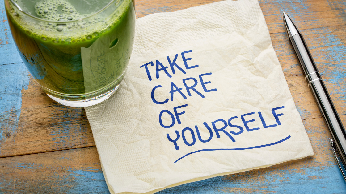 Self-Nurture: Learning To Care For Yourself